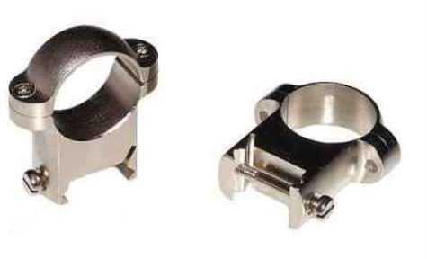 """Burris 1"""" Zee Rings Medium Nickel Md: 420085"""