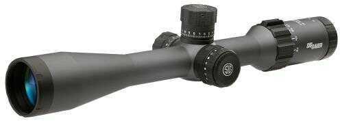 Sig Sauer Electro-Optics Tango 6 3-18x 44mm Riflescope Illuminated