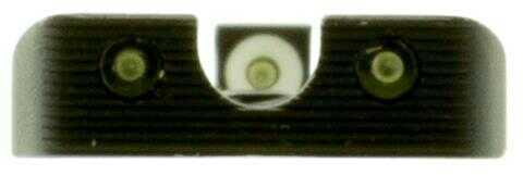Truglo Tritium Pro Night Sight Set Smith & Wesson M&P Md: TG231MP1W