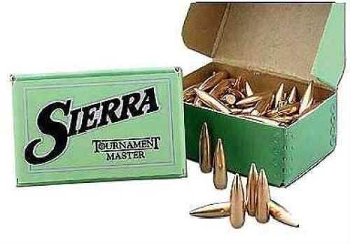 Sierra 6mm/243 Caliber 85 Grains HPBT Per 100 Md: 1530 Bullets