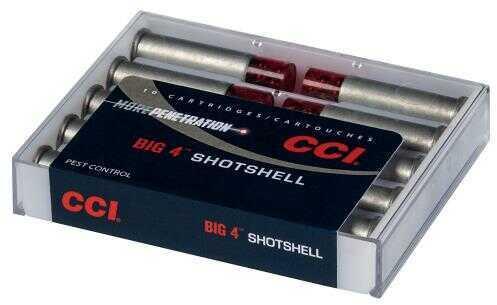 CCI 3718CC Big 4 Shotshell 44 Special Shotshell #4 Shot 10 Bx/ 20 Cs