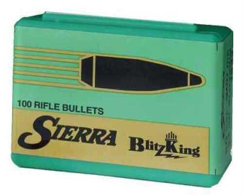 Sierra 6mm/243 Caliber 55 Grains Blitzking Per 100 Md: 1502 Bullets