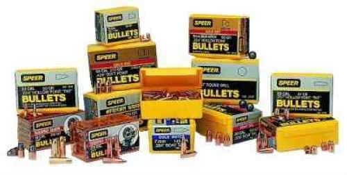 Speer 338 Caliber 225 Grains Spitzer SP BT Per 50 Md: 2406 Bullets