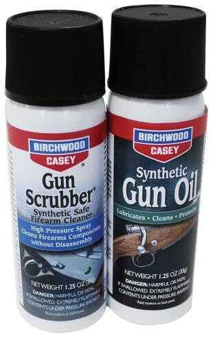 Birchwood Casey Gun Scrubber Combo Pack Md: 33329