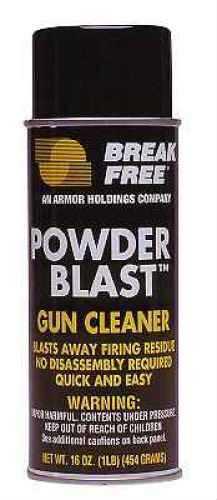 Powder Blast - 12 Oz Aerosol Eliminates Powder Residue, Plastic streaking, Grease & Oil Build-Up - Extender Tube Provide