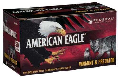 Federal AE6890VP American Eagle 6.8mm Remington SPC 90 GR JHP 50 Bx/ 5 Cs