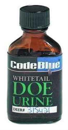 Code Blue Whitetail Doe Urine 1 Oz. Bottle Md: OA1004