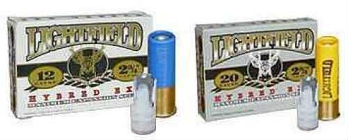 """Lightfield Hybred Expansion 12 Gauge 2 3/4"""" 1 1/4 Oz, Slug Md: LFH12345"""