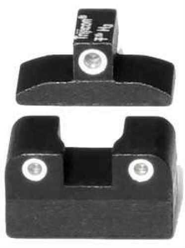 Trijicon 3 Dot Sight Set For Beretta 9000 Md: Be07