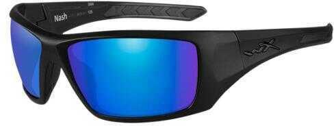 Wiley X ACNAS09 Nash Eye Protection Black Matte