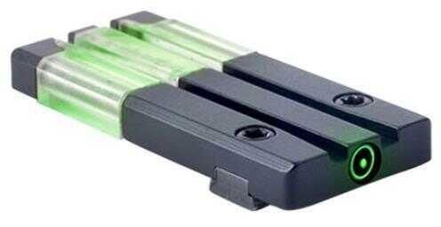 Mako Group Fiber-Tritium Circle Dot Sight Remington R1, Green Tear Sight
