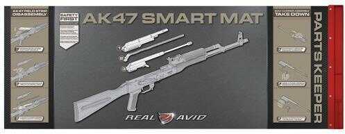 Model: Smart Mat Type: Mat Manufacturer: AVID Model: Smart Mat Mfg Number: AVAK47SM