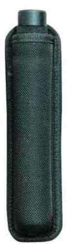 "Bianchi 7313 AccuMold Expandable Baton Holder 26"", Also Fits Streamlight Super Stinger, Black Md: 18452"