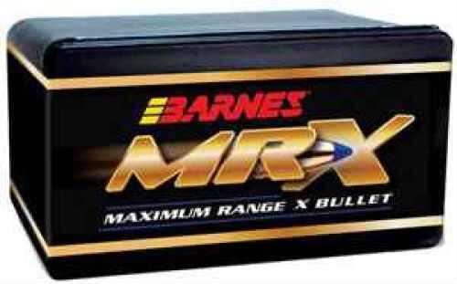 Barnes 7mm Caliber 160 Grain Maximum Range X Boat Tail Per 20 Md: 28486 Bullets