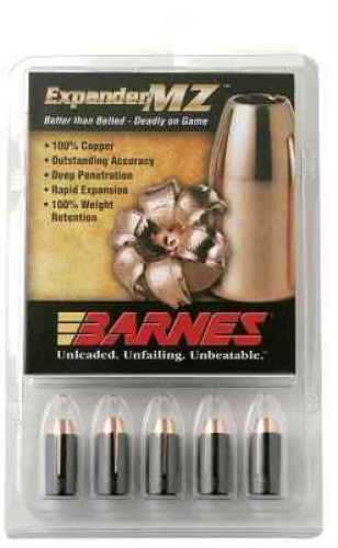 Barnes 50 Caliber Expander MZ Bullets 300 Grain Expander Muzzleloader Per 15 Md: 45131