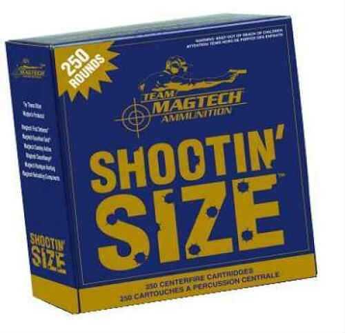 Magtech 9MM 115 Grain Full Metal Jacket Ammunition 250 Rds
