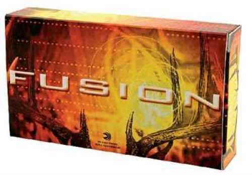 Federal Fusion Ammunition 25-06 Rem 120 Grain Fusion 20Bx
