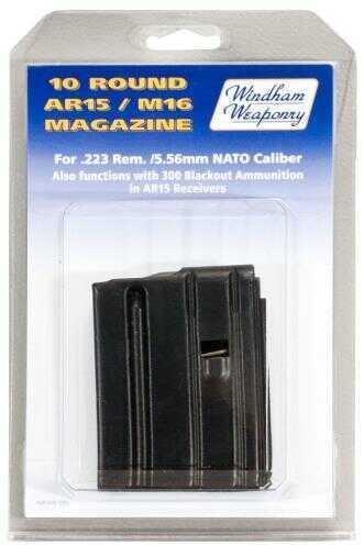Windham Weaponry 223 Remington/5.56 NATO 10-Round Capacity AR-15 Magazine Md: PK10RD