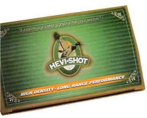 "Hevi-Shot Waterfowl 12 Gauge 3"" 1 1/4 Oz #6 Hevi-Shot 10 Rounds Per Box Ammunition Md: 42316"