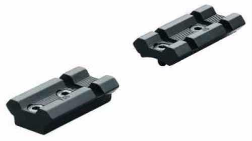 Leupold Rifleman Bases Rem 700 2-Pc, Black Matte Md: 55890