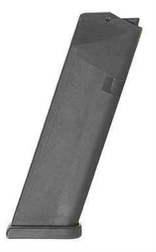 Glock 10 Round Blue Magazine For Model 17 9MM Md: MF10117