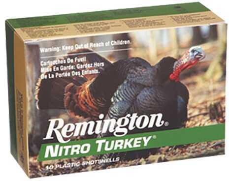 "Remington Nitro Turkey Magnum 20 Ga. 3"" 1 1/4 Oz, #5 Lead Shot"