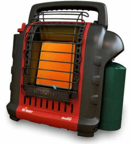 Mr_Heater Portable Buddy 4-9K Btu