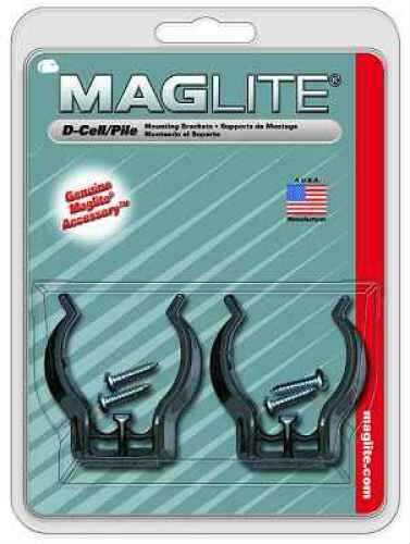 MagLite D-Cell Flashlight Mounting Bracket Md: ASXD026