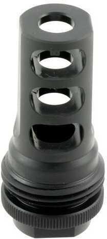 Model:  Finish/Color: Black Fit: 1/2X28 Type: Muzzle Brake Manufacturer: SilencerCo Model:  Mfg Number: AC1282