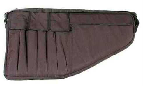 """Uncle Mike's Submachine Gun Case Black 24"""" x 13"""" 52101"""