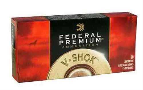 FederalFederal Premium 7MM-08 Rem Vital Shock 140 Grain Barnes Triple Shock X-Bullet Ammunition Md: P708C