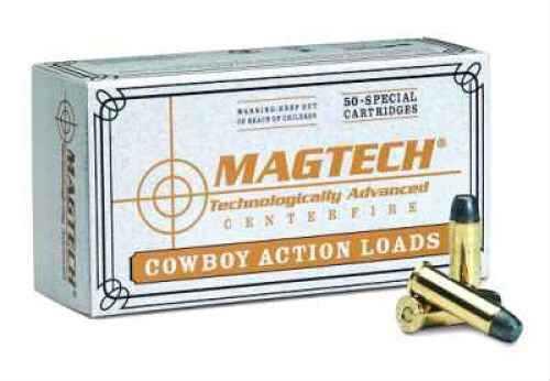 Magtech Ammunition Co 44-40 Winchester 200 Grain Lead Flat Nose 50 Rds Ammunition 4440C