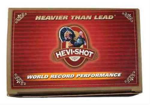 "Hevi-Shot Turkey 12 Gauge 3 1/2"" 2 1/4 Oz #4 Hevi-Shot 5 Rounds Per Box Ammunition Md: 43524"