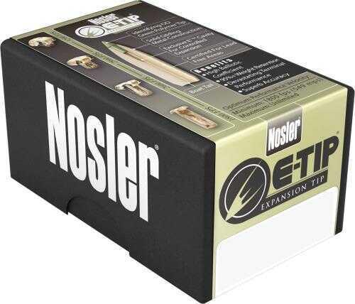 Nosler 40393 E-Tip Hunting 9.3mmx62 Mauser 250 Grains E-Tip 20 Box