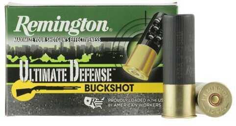 RemingtonRemington Ammunition 12HB00HD Ultimate Defense 12 Gauge 3