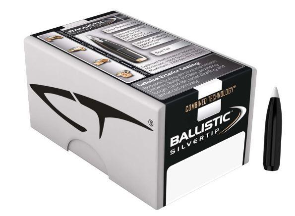 Nosler 30 Caliber 180 Grains Spitzer Ballistic St Per 50 Md: 51170 Bullets