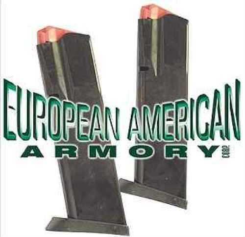 European American ArmoryEuropean American Armory Magazine 10MM 10Rd Fits Large Frame Witness Full Size Steel Blue Finish 101440