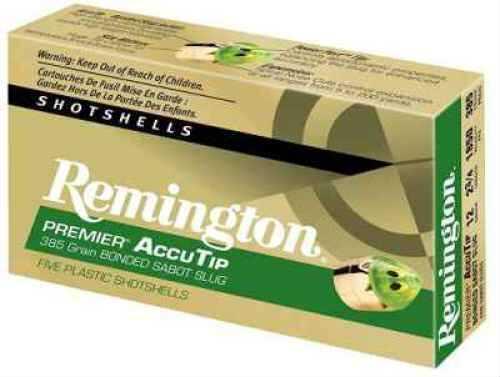 "Remington Accu-Tip 12 Gauge 2.75"" Slug (Per 5) Md: PRA12"