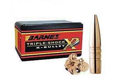 Barnes .411 Caliber .405 Winchester 300 Grain Triple Shock Flat Base Md: 41130 Bullets