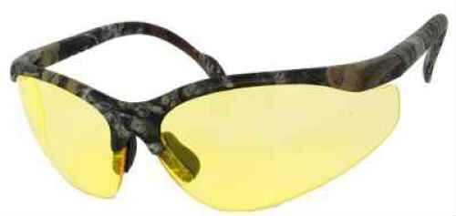 RadiansRadians Journey Shooting Glasses Jr, Clear Lens/Break-Up Camo Frame Md: JrJ410Cs