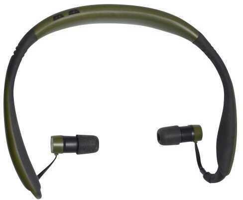 Pro Ears PEEBGRN Pro Ears Stealth 28 Electronic 28 Db Green