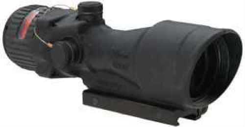 Trijicon ACOG Sight W/Red Chevron Reticle/Bindon Aiming Concept 6X48mm