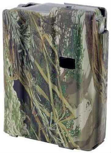 Remington R-15 Magazine 5 rounds - Advantage Max-1 HD Camo - Chrome Silicon Spring - Magpul Gen II Follower