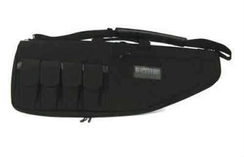 """Blackhawk 64RC37BK Rifle Case 37x2.5x11.5"""" 1000D Textured Nylon Black"""