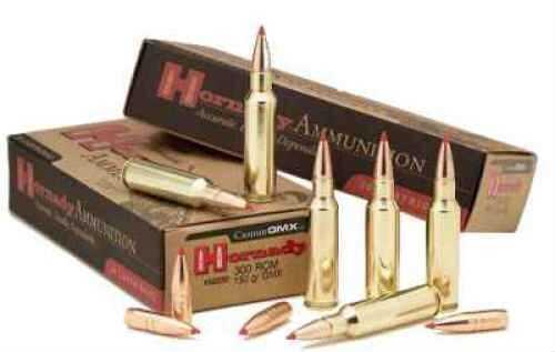 Hornady 30-06 150 Grain GMX SuPerformance 20/Bx (20 rounds Per Box)