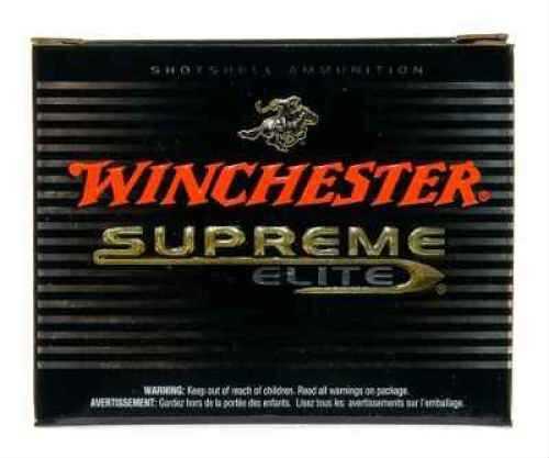 Winchester Dual Bond 12 Gauge 2.75'' 375 Grains Sabot Slug 5/Bx (5 rounds Per Box)