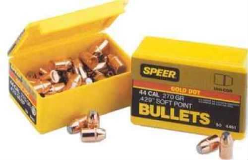 Speer 44 Caliber 240 Grains Gd HP Per 100 Md: 4455 Bullets