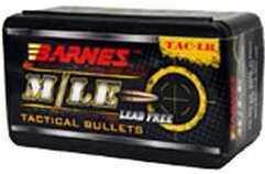 Barnes 50 BMG .510 Diameter 750 Grain Tactical Long Range Rifle X Bullet 20 Per Box Md: 51075