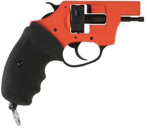 Charter Arms 82090 Pro 209 Starter Pistol 209 Primers 6 rd Black/Orange