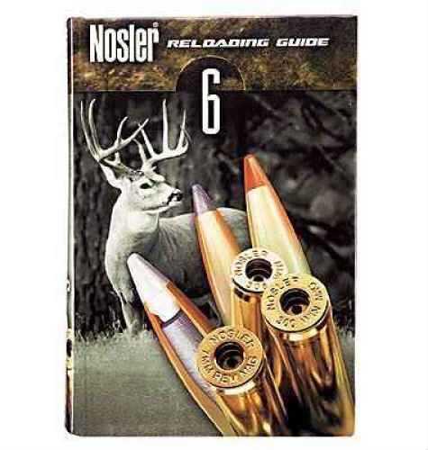 Nosler Reloading Book No. 6 Md: 50006